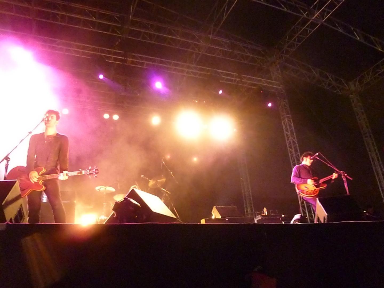 BRMC @ Del Mar Concert Series