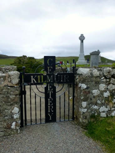 Kilmuir Cemetery Gate
