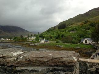 homes near Eilean Donan