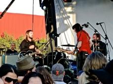 Band of Skulls @ Moon Block Party