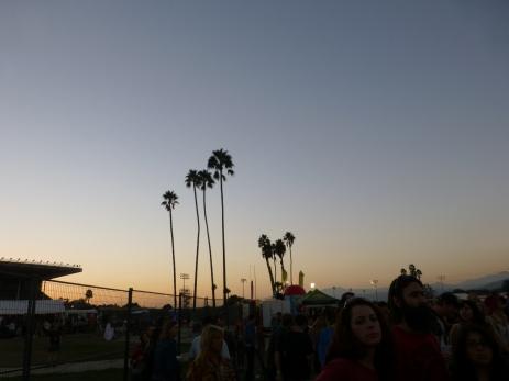 sunset @ Moon Block Party