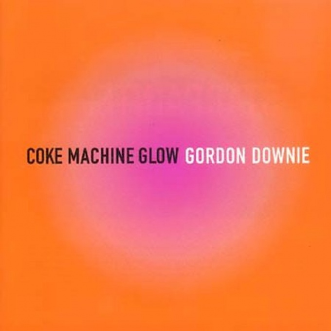 Gord Downie's Coke Machine Glow